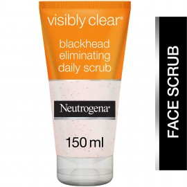 Neutrogena Visibly Clear Black Head Scrub 150ML