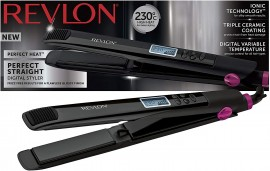 2165 Revlon Hair Straghtner New