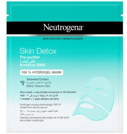 Neutrogena Skin Detox The Purifier Hydrogel Mask 30ml