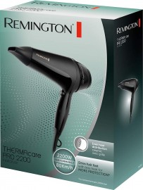 D5710 Hair Dryer Remington Thermacare Pro 2200