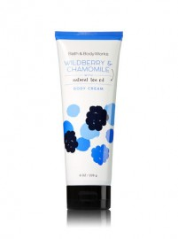 Bath and Body Works Wildberry and chamomile Body Cream