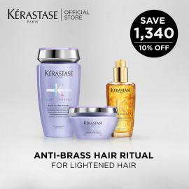 Kerastase 10% Off Blonde Absolute Bundle  - For Blonde Hair