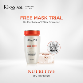Kerastase Nutritive Satin Shampoo 250 ML - For Dry Hair
