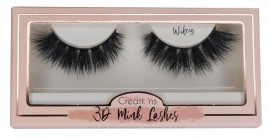 Beauty Creations 3D Mink Lashes - Wifey
