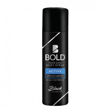 Bold Black Collection Active