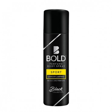 Bold Black Collection Sport