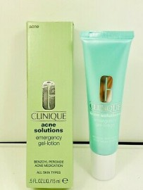 Clinique Acne Solutions Emergency Gel Lotion 15ml