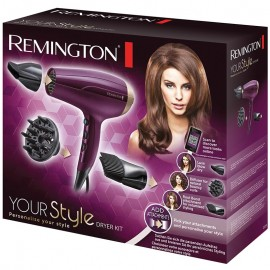 D5219 Remington Dryer - Style Spin Curl Kit 2300W