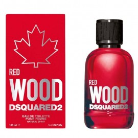 Dsquared2 Red Wood  - EDT Natural Spray 100 Ml