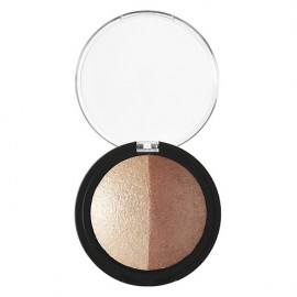 e.l.f Baked Highlighter and Bronzer- Bronzed Glow
