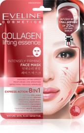 Eveline Colleagen Lifting Essence Intensely Firming Face Mask