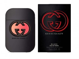 Gucci Guilty Black (W) Edt 75Ml