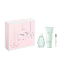 JIMMY CHOO FLORAL EDT 90ML 3Pc