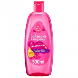 Johnsons Baby Shampoo Shiny Drop 500ml