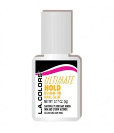 LA Colors Ultimate Hold Brush On Nail Glue Clear