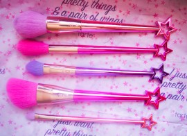 Tarte Limited Edition Pretty Things & Fairy Wings Brush Set