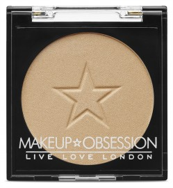 Makeup Obsession Eyeshadow E134 Creme Couture