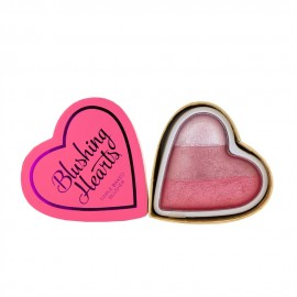 Makeup Revolution I Heart Makeup Blushing Hearts Blusher Bursting with Love