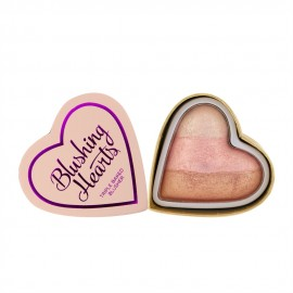 Makeup Revolution I Heart Makeup Blushing Hearts Blusher Iced Hearts