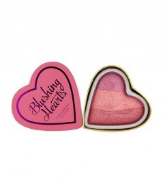 Makeup Revolution  I Heart Makeup Hearts Blusher Blushing Heart