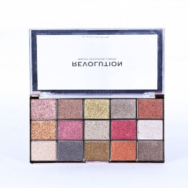 Makeup Revolution Foil Frenzy Fusion Intensely Pigmented Eyeshadow Palette
