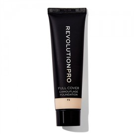 Makeup Revolution Pro Full Cover Camouflage Foundation F2