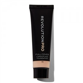 Makeup Revolution Pro Full Cover Camouflage Foundation F3