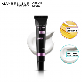 Maybelline New York Fit Me Dewy & Smooth Primer - For Normal to Dry Skin