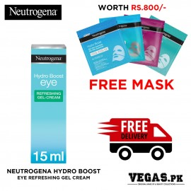 Neutrogena Hydro Boost Eye Refreshing Gel Cream