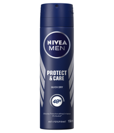 Nivea Men Protect And Care Quick Dry 48h