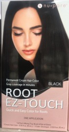 Nu-Pore Root EZ Touch Black