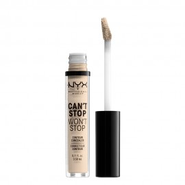 NYX Cosmetics Can't Stop Won't Stop Contour Concealer