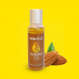 Onedrop Almond Oil 100 % Pure & Natural 100ml