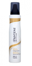 Pantene Hair Mousse Protect & Style - 200Ml