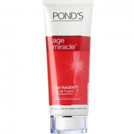 Ponds Body Cream Age Miracle Facial Foam