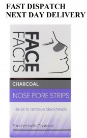Pretty Deep Nose Cleansing Charcoal Pore Strips
