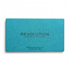 Revolution Precious Stone Shadow Palette Emerald