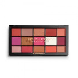 Revolution Reloaded Palette Red Alert