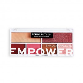 Revolution Relove Colour Play Empower Shadow Palette