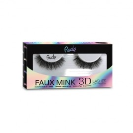 Rude Faux Mink 3D Lashes-Accentuate