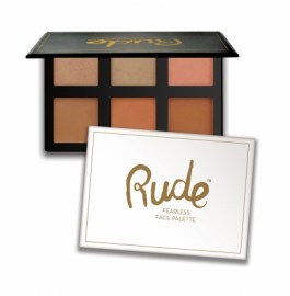 RUDE Fearless Face Palette
