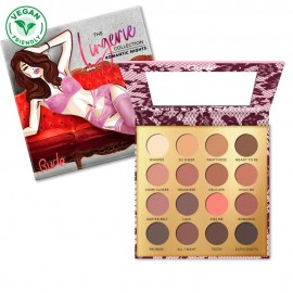 Rude  Lingerie Collection 16 Matte Eyeshadow Palette