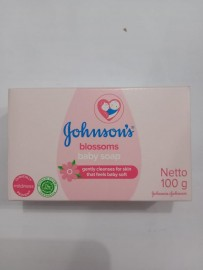 Johnsons Baby Blossoms Soap 100GM