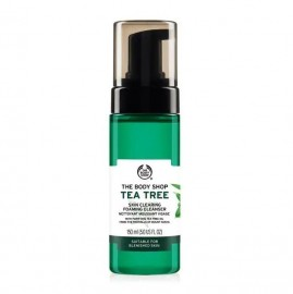 The Body Shop Tea Tree Skin Clearing Foaming Cleanser