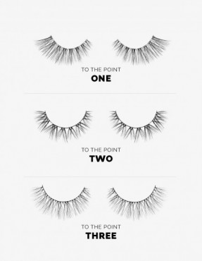 The Quick Flick To The Point False Lashes
