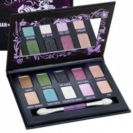 Urban Decay Beauty With an Edge Skull Eyeshadow Palette